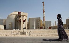 Ядерная энергетика на Ближнем Востоке