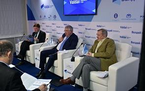 Презентация и обсуждение доклада клуба «Валдай» «Неопределённое будущее Евросоюза: что делать России?»