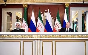 Россия – Иран: умеренное сотрудничество ради стабильности