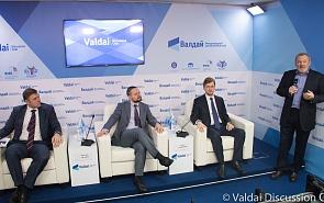Фотогалерея: Экспертная дискуссия «Международные угрозы 2018. Прогноз вызовов безопасности России и мира»