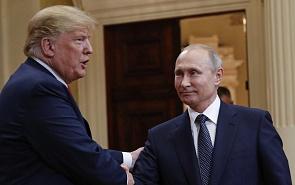 Путин – Трамп: какой будет встреча после «осеннего марафона»?