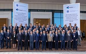 Азия и Евразия: большая игра или большой подъём?