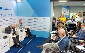 Фотогалерея: Открытие и первая сессия III Российско-иранского диалога