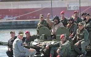 Венесуэла: геополитическое противостояние в отдельно взятой стране