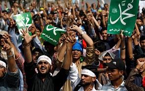 Политический ислам и конфликты на Ближнем Востоке