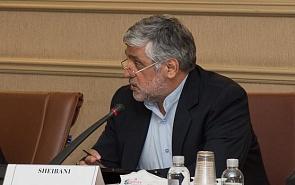 Мохамед Реза Шейбани