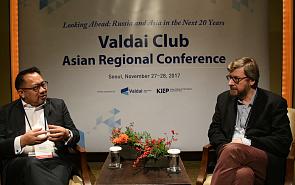Эдуардо Педроса о роли торговли и технологий в переменах в Азии