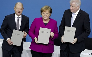 Большая коалиция в Германии: новые вызовы – старые ответы?