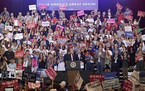 Глобальный правый бунт: трампизм и его база