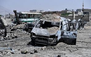 Россия, Иран и Сирия в одной связке. Подоплека нынешней эскалации в Арабской Республике