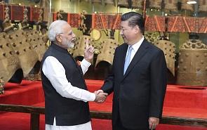 Как растущие Китай и Индия пресекают попытки господства в Азиатско-Тихоокеанском регионе