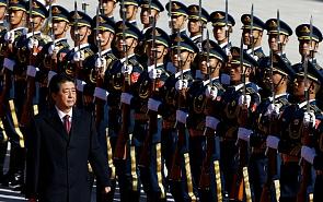 Япония – Китай: мягкая сила дипломатии панд