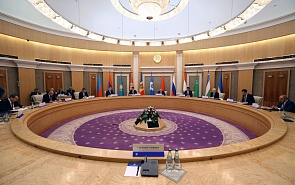 Международные организации и проблемы безопасности в Центральной Азии