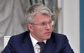 Дискуссия со студентами российских вузов с участием министра спорта Российской Федерации Павла Колобкова
