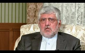 Посол Ирана в Сирии Мохаммед Реза Рауф Шейбани об ирано-российском сотрудничестве
