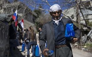 Военные успехи в Сирии и их политические последствия для всего мира