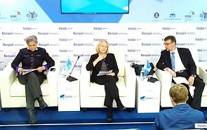 Презентация доклада «Угрозы глобализации ближневосточного терроризма»