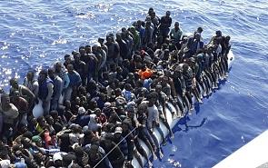 Евросоюз и пираты Варварского берега: между «где-то» и «где угодно»
