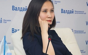 Найля Альмухамедова