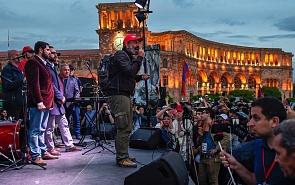 Оксюмороны в армянской политике и параллельные миры бархатной революции