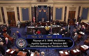 Сенат США против вето президента. Победил популизм