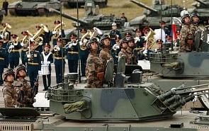Военный альянс России и Китая начинается с Тихого океана?