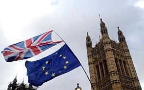 Продолжение саги о Brexit: беда превращается в катастрофу