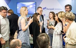 Фотогалерея: Экспертная дискуссия с участием заместителя министра иностранных дел России Игоря Моргулова