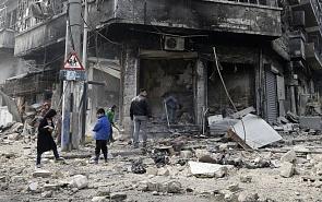 План возрождения Сирии: как вернуть страну в XXI век