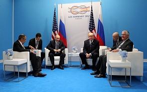 Трамп и Путин нашли общий язык для прагматичного диалога