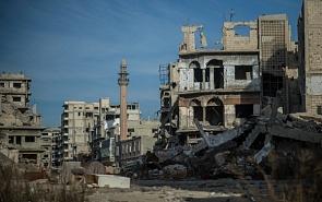 Дестабилизация ситуации на Ближнем Востоке не противоречит интересам Запада