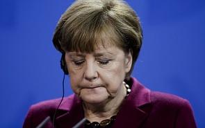 Рар: Меркель повернулась на 180 градусов, чтобы спасти своё политическое реноме
