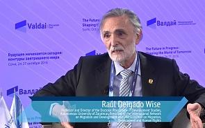 Рауль Дельгадо Висе о миграции, глобализации и новом взлёте популизма