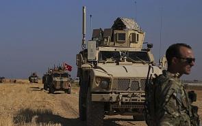 Военная операция Турции против курдов: источник мира – для кого?
