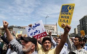 США – Иран: на каждое действие будет жёсткое противодействие