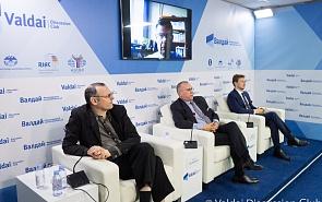 Фотогалерея: Экспертная дискуссия по итогам третьего межкорейского саммита