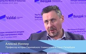 Алексей Миллер: Сохранить Советский Союз мог только приход к власти диктатора