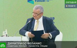 Советник премьера Греции по-русски призвал РФ и ЕС к новому саммиту