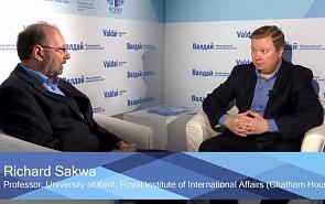 Ричард Саква: Нам нужно новое континентальное видение