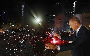 Политическая эра Эрдогана