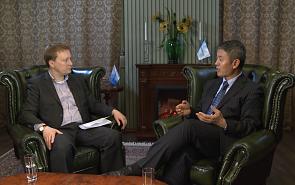 Чжан Цзяньпин: ЕАЭС и Китай могут развивать сотрудничество в различных областях