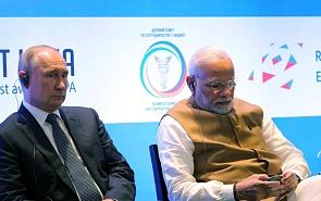 Евразийская хорда, океанское кольцо. Россия и Индия как третья сила нового миропорядка